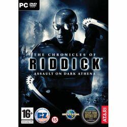 The Chronicles of Riddick: Assault on Dark Athena CZ na progamingshop.sk