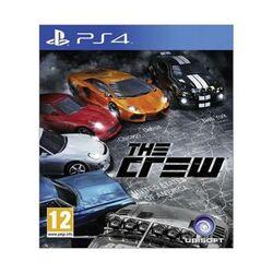 The Crew [PS4] - BAZÁR (použitý tovar) na progamingshop.sk