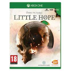 The Dark Pictures Anthology: Little Hope [XBOX ONE] - BAZÁR (použitý tovar) na progamingshop.sk