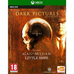 The Dark Pictures Anthology: Volume 1 (Man of Medan & Little Hope Limited Edition) [XBOX ONE] - BAZÁR (použitý tovar) na progamingshop.sk
