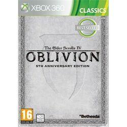 The Elder Scrolls 4: Oblivion (5th Anniversary Edition) [XBOX 360] - BAZÁR (použitý tovar) na progamingshop.sk