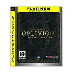 The Elder Scrolls 4: Oblivion (Game of the Year Edition) [PS3] - BAZÁR (použitý tovar) na progamingshop.sk