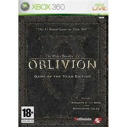 The Elder Scrolls 4: Oblivion (Game of the Year Edition) [XBOX 360] - BAZÁR (použitý tovar) na progamingshop.sk