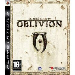 The Elder Scrolls 4: Oblivion [PS3] - BAZÁR (použitý tovar) na progamingshop.sk