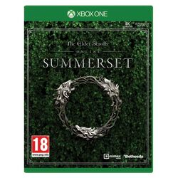 The Elder Scrolls Online: Summerset [XBOX ONE] - BAZÁR (použitý tovar) na progamingshop.sk
