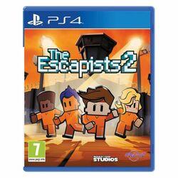 The Escapists 2 [PS4] - BAZÁR (použitý tovar) na progamingshop.sk