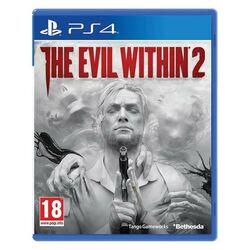 The Evil Within 2 [PS4] - BAZÁR (použitý tovar) na progamingshop.sk