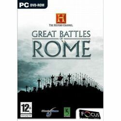 The History Channel: Great Battles of Rome na progamingshop.sk