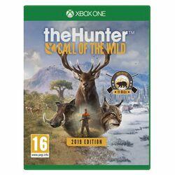 The Hunter: Call of the Wild (2019 Edition) [XBOX ONE] - BAZÁR (použitý tovar) na pgs.sk