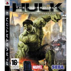 The Incredible Hulk na pgs.sk