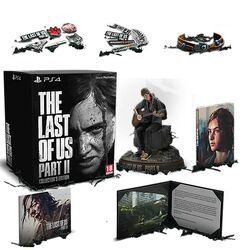 The Last of Us: Part II CZ (Collector's Edition) na progamingshop.sk
