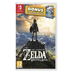 The Legend of Zelda: Breath of the Wild (Starter Pack) na progamingshop.sk