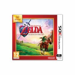 The Legend of Zelda: Ocarina of Time 3D na progamingshop.sk