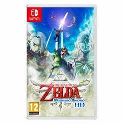 The Legend of Zelda: Skyward Sword HD na pgs.sk