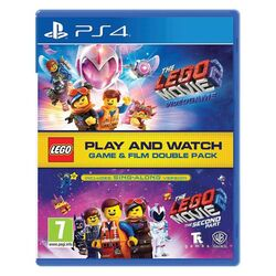 The LEGO Movie 2 Videogame (Game and Film Double Pack) na progamingshop.sk