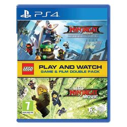 The LEGO Ninjago Movie Videogame (Game and Film Double Pack) na pgs.sk