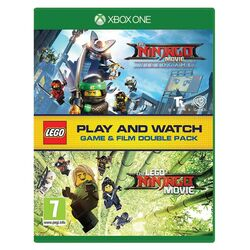 The LEGO Ninjago Movie Videogame (Game and Film Double Pack) na progamingshop.sk