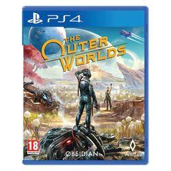 The Outer Worlds [PS4] - BAZÁR (použitý tovar) na progamingshop.sk