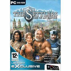 The Settlers: Rise of an Empire na progamingshop.sk
