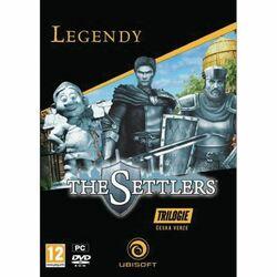 The Settlers Trilógia CZ na progamingshop.sk
