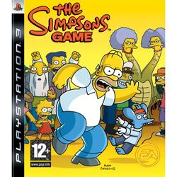 The Simpsons Game na pgs.sk