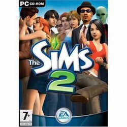 The Sims 2 CZ na progamingshop.sk