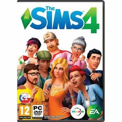 The Sims 4 CZ na pgs.sk