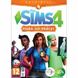 The Sims 4: Hurá do práce CZ na pgs.sk