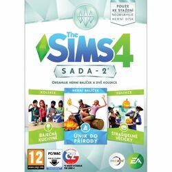 The Sims 4: Sada 2 CZ na progamingshop.sk