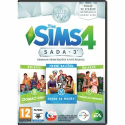 The Sims 4: Sada 3 CZ na progamingshop.sk