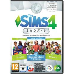 The Sims 4: Sada 6 CZ na progamingshop.sk