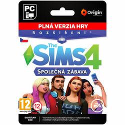 The Sims 4: Spoločná zábava CZ [Origin] na pgs.sk