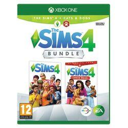 The Sims 4 + The Sims 4: Psy a Mačky  [XBOX ONE] - BAZÁR (použitý tovar) na progamingshop.sk