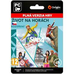 The Sims 4 Život na horách CZ [Origin] na progamingshop.sk