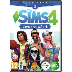 The Sims 4: Život v meste CZ na progamingshop.sk