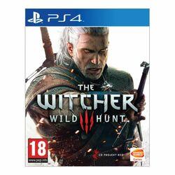 The Witcher 3: Wild Hunt [PS4] - BAZÁR (použitý tovar) na progamingshop.sk