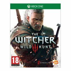 The Witcher 3: Wild Hunt [XBOX ONE] - BAZÁR (použitý tovar) na progamingshop.sk