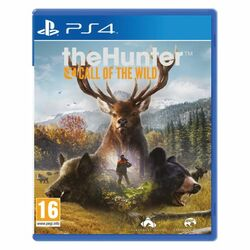 theHunter: Call of the Wild [PS4] - BAZÁR (použitý tovar) na pgs.sk
