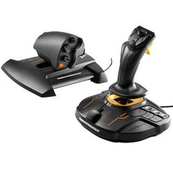 Thrustmaster T16000M FCS + Thrustmaster Plynový pedál TWCS Throttle na progamingshop.sk