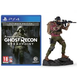 Tom Clancy's Ghost Recon: Breakpoint CZ (ProgamingShop Collector's Edition) na progamingshop.sk