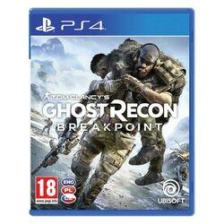 Tom Clancy's Ghost Recon: Breakpoint CZ [PS4] - BAZÁR (použitý tovar) na progamingshop.sk