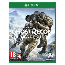 Tom Clancy's Ghost Recon: Breakpoint CZ na progamingshop.sk