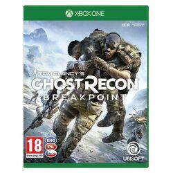 Tom Clancy's Ghost Recon: Breakpoint CZ [XBOX ONE] - BAZÁR (použitý tovar) na progamingshop.sk
