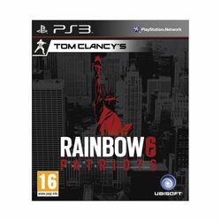Tom Clancy's Rainbow Six: Patriots na progamingshop.sk