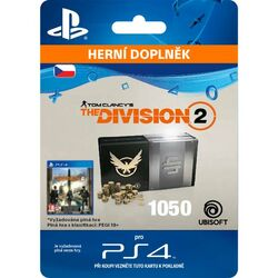Tom Clancy's The Division 2 (CZ 1050 Premium Credits Pack) na pgs.sk