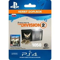 Tom Clancy's The Division 2 (SK 1050 Premium Credits Pack) na pgs.sk