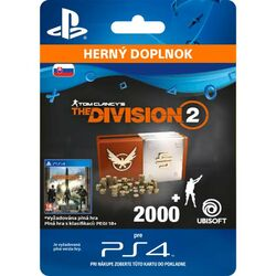 Tom Clancy's The Division 2 (SK Welcome Pack) na pgs.sk