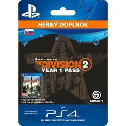 Tom Clancy's The Division 2 (SK Year 1 Pass) na progamingshop.sk
