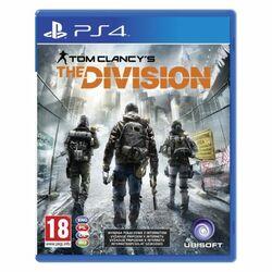 Tom Clancy's The Division CZ [PS4] - BAZÁR (použitý tovar) na progamingshop.sk
