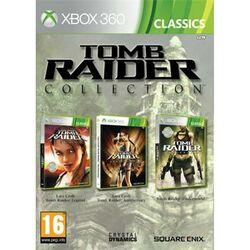 Tomb Raider Collection [XBOX 360] - BAZÁR (použitý tovar) na progamingshop.sk